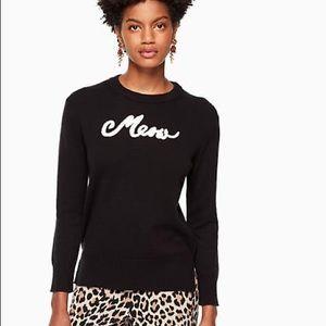 Kate Spade Meow Sweater